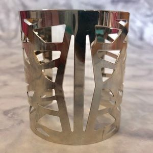Urban Outfitters Jewelry - Silver Butterfly Cuff